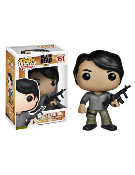 Figurine Pop! Prison Glenn The Walking Dead