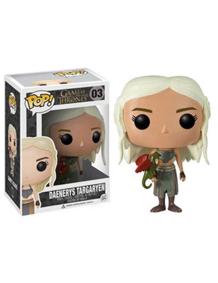 Figurine Pop! Daenerys Targaryen Game Of Thrones