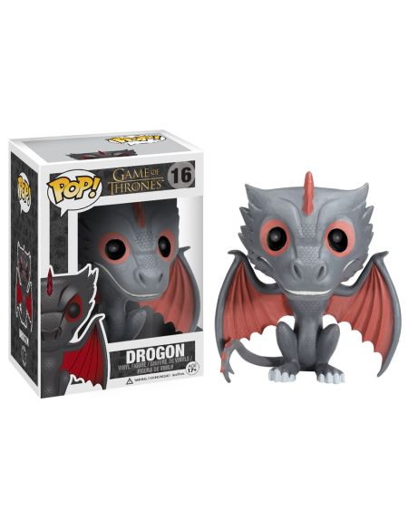 Figurine Pop! Game Of Thrones Drogon