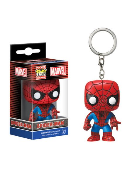 Porte-Clés Pop! Marvel Spider-Man