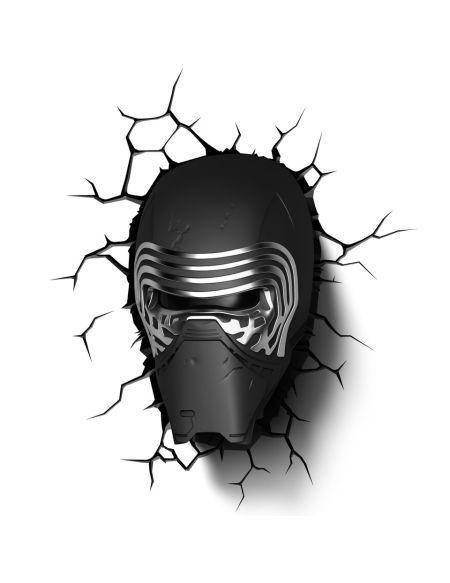 Lampe 3D Star Wars Kylo Ren