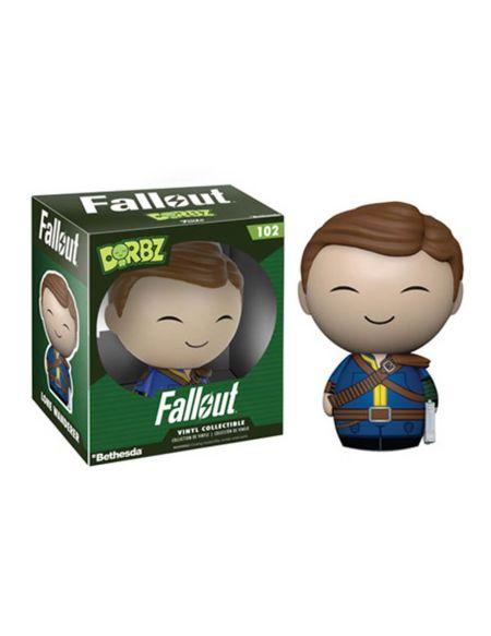 Figurine Dorbz Lone Wanderer Fallout