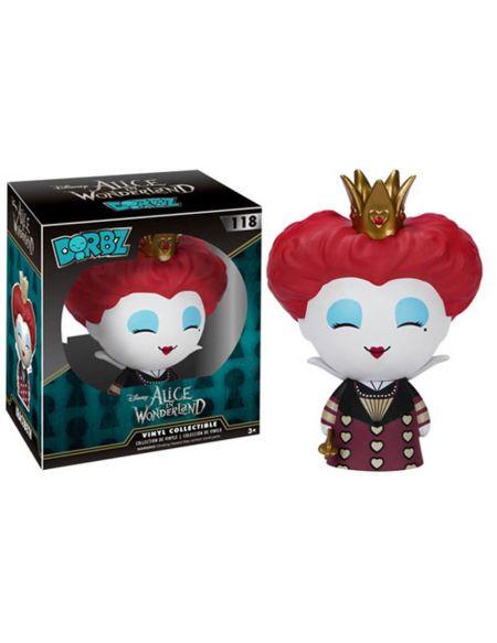 Figurine Dorbz La Reine Rouge Alice au Pays des Merveilles