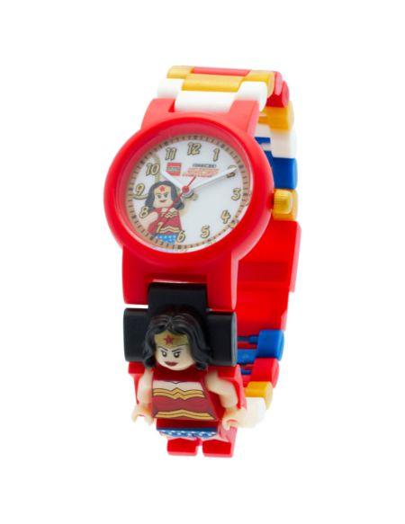 LEGO DC Comics : Montre Super Héros Wonder Woman