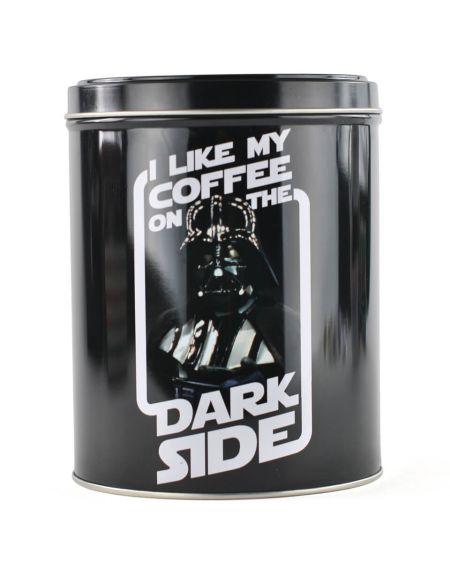 Boite en Métal Ronde Star Wars Dark Vador