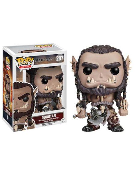Figurine Durotan Warcraft Funko Pop!