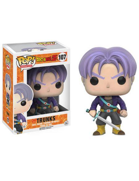 Figurine Pop! Dragon Ball Z Trunks