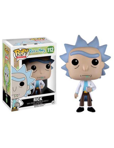 Figurine Pop! Rick - Rick et Morty