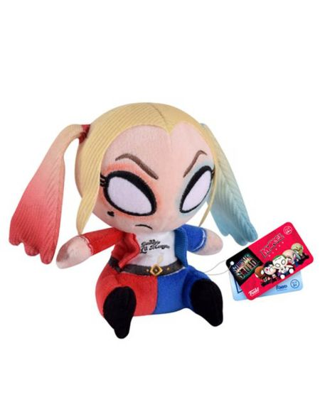 Peluche Mopeez Harley Quinn - Suicide Squad