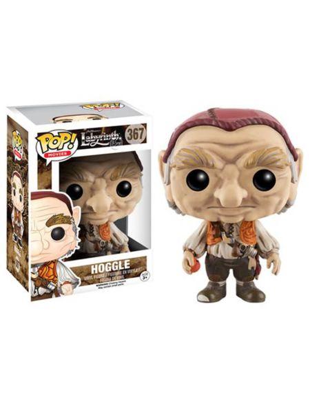 Labyrinthe Hoggle Figurine Funko Pop!