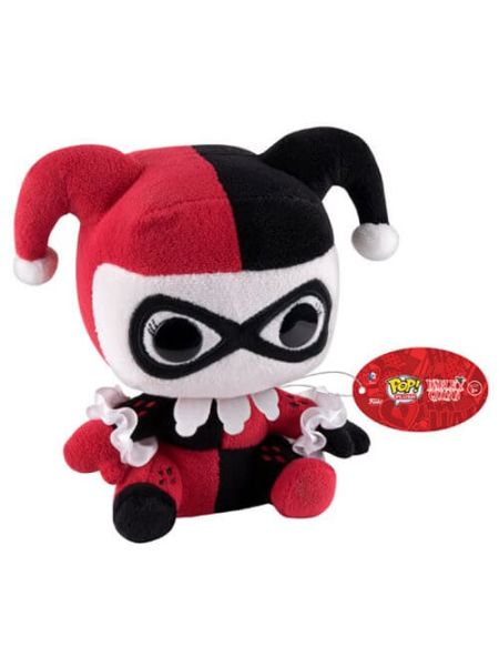 Peluche Pop! Harley Quinn - Suicide Squad