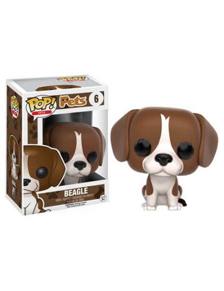 Figurine Pop! Pets Beagle Funko Pop!
