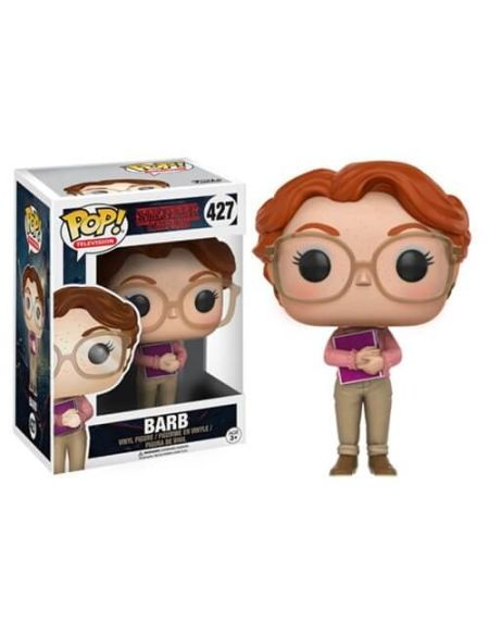 Figurine Pop! Stranger Things Barb