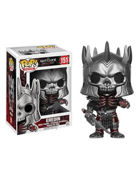 Figurine Eredin Witcher Funko Pop!