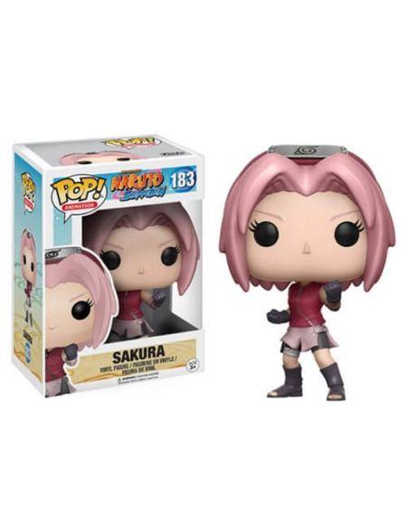 Figurine Funko Pop! Naruto Sakura