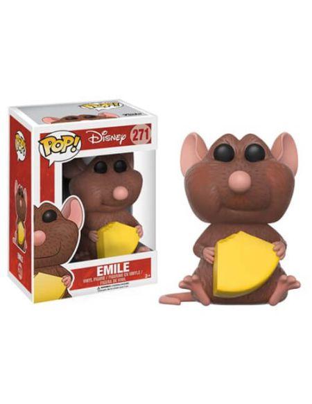 Figurine Emile Ratatouille Funko Pop!