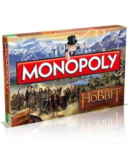 Monopoly Le Hobbit - Un Voyage Inattendu