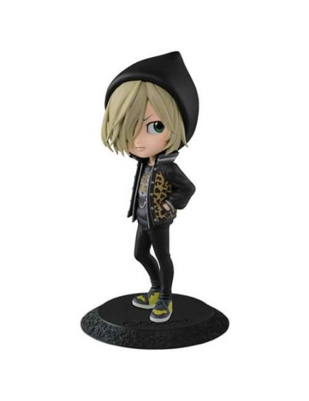 Statuette Banpresto Prince Yuri!!! Plisetsky Yuri!!! on Ice - Q Posket