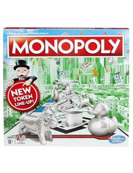 Monopoly : Édition Classique - Hasbro