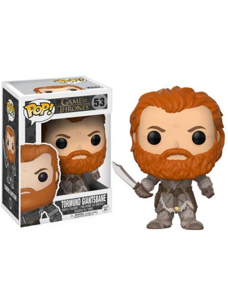 Figurine Pop! Tormund Game of Thrones