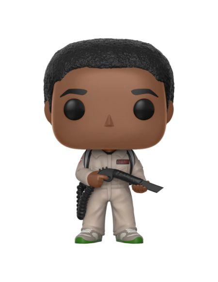 Figurine Pop ! Lucas Ghostbusters - Stranger Things