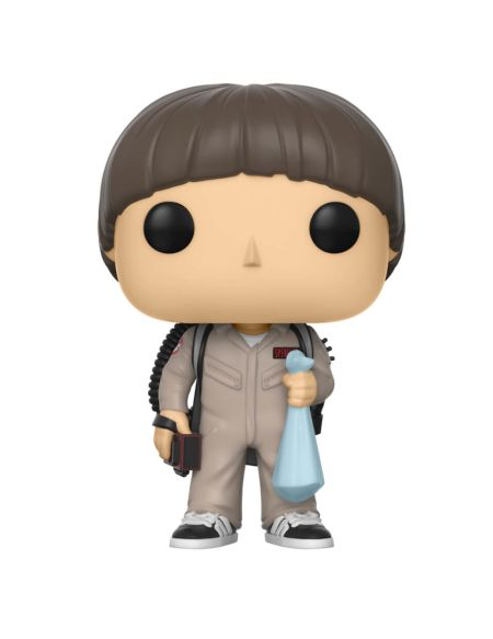 Figurine Pop ! Will Ghostbusters - Stranger Things