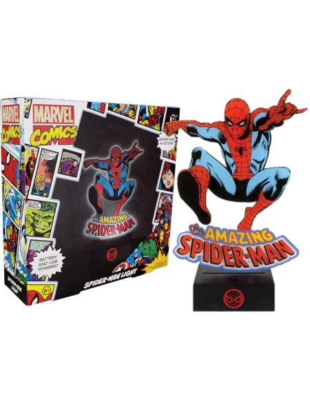 Lampe USB - Marvel - Spider-Man