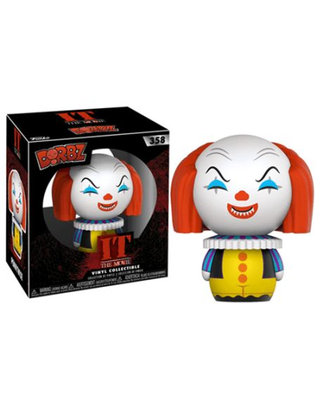 Figurine Dorbz Ça Pennywise le Clown Danseur