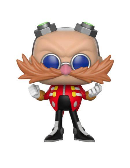 Figurine Pop! Dr. Eggman - Sonic