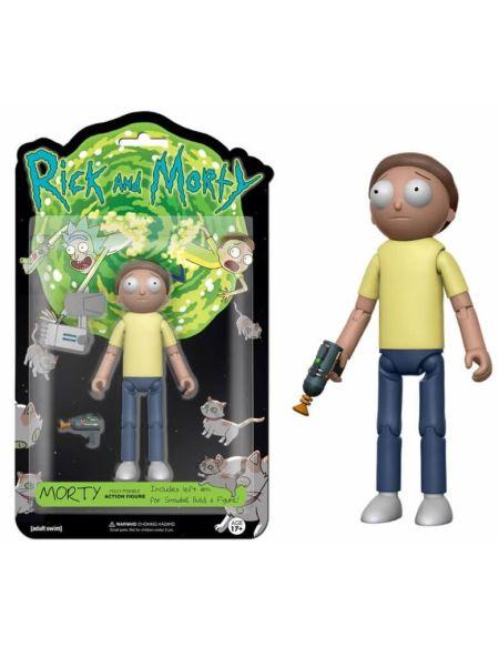 Figurine Articulée Rick & Morty - Morty