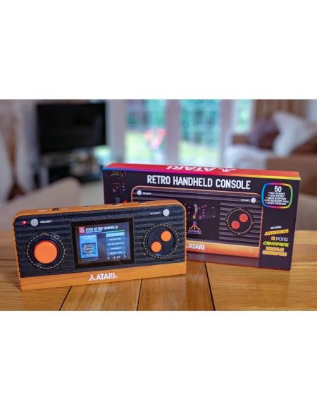 Console BLAZE Atari 'Retro' avec 50 Jeux inclus