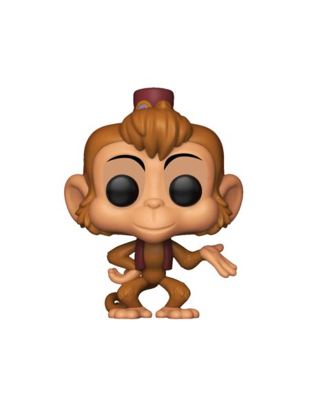 Figurine Pop! Abu - Aladdin Disney