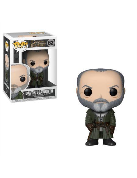 Figurine Pop! Game of Thrones - Davos Seaworth
