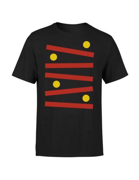 T-Shirt Homme Rétrogaming - Noir - M - Noir