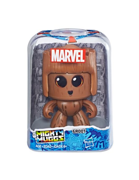 Figurine Mighty Muggs Marvel - Groot