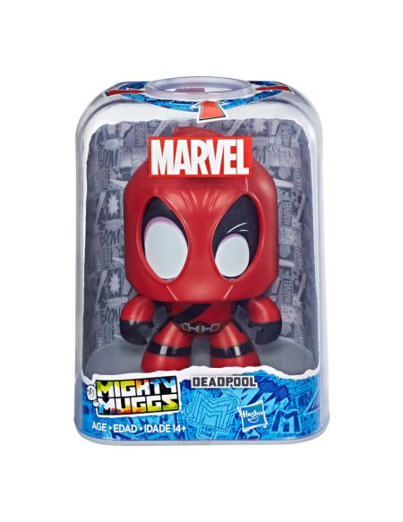 Figurine Mighty Muggs Marvel - Deadpool