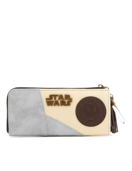 Porte-Monnaie Star Wars Rey - Gris