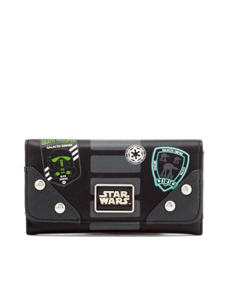 Porte-Monnaie Star Wars - Noir