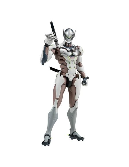Good Smile Company Overwatch Figma Action Figure Genji 16 cm