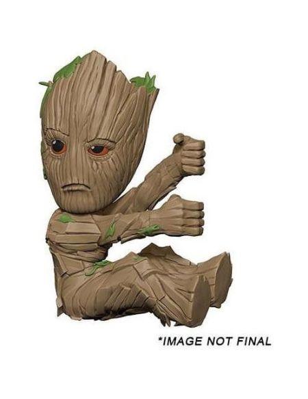 Figurine Groot Avengers: Infinity War NECA Scalers - 2 cm