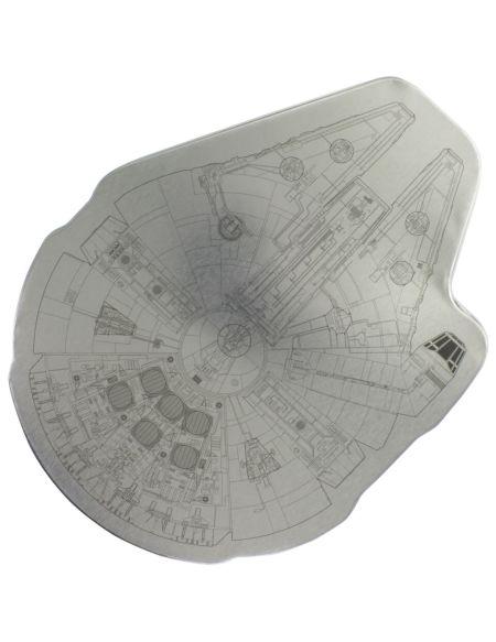 Puzzle Faucon Millénium - Star Wars