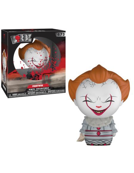 Figurine Dorbz Ça - Pennywise le Clown