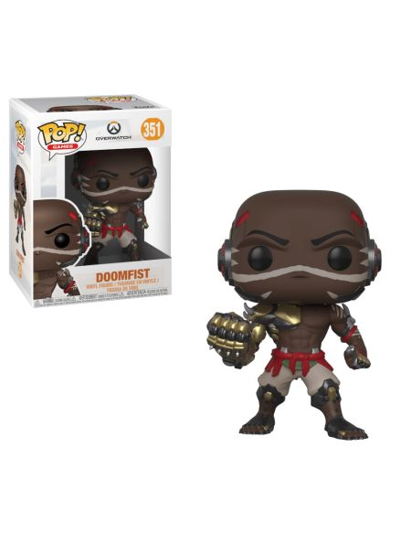 Figurine Pop! Doomfist - Overwatch