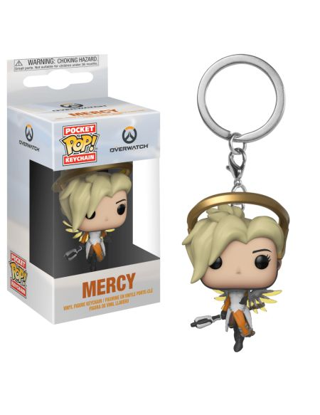 Porte-Clés Pocket Pop! Mercy - Overwatch