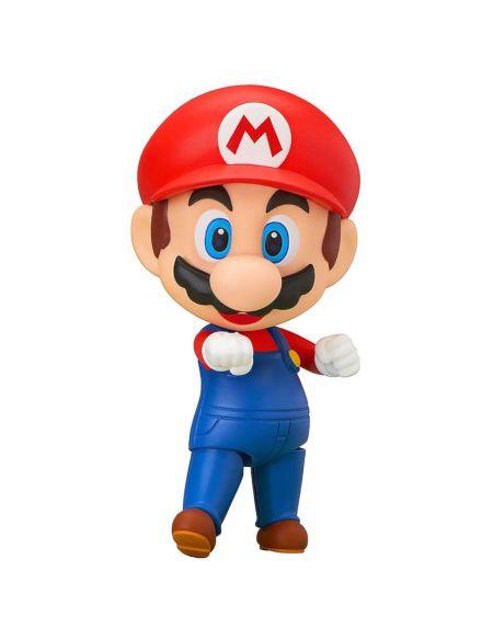 Figurine Nendoroid Mario Super Mario Bros. - 10 cm