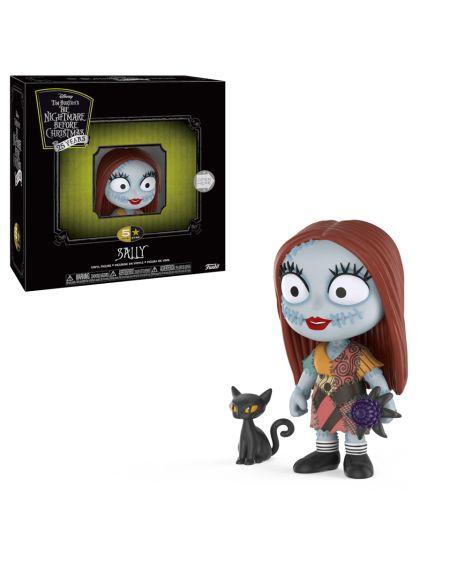 Figurine Funko 5-Star - Sally - L'Etrange Noël De Monsieur Jack