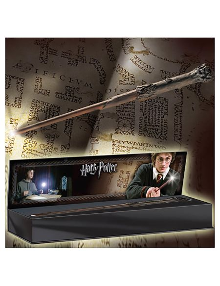 Baguette Magique Lumineuse Harry Potter