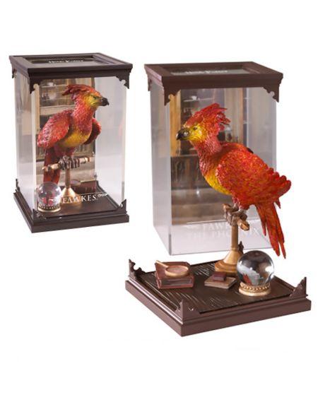 Figurine 18 cm Créatures Magiques - Harry Potter - Fumseck le Phénix