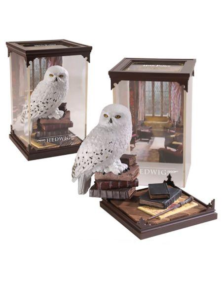 Statuette Hedwige - Créature Magique - Harry Potter