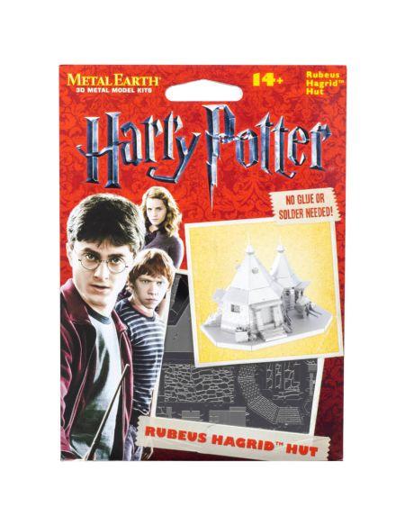 Maquette en Métal - La Cabane de Hagrid Harry Potter